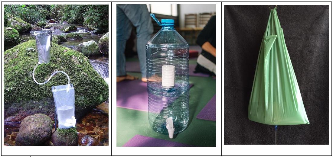 Water filters r. braun