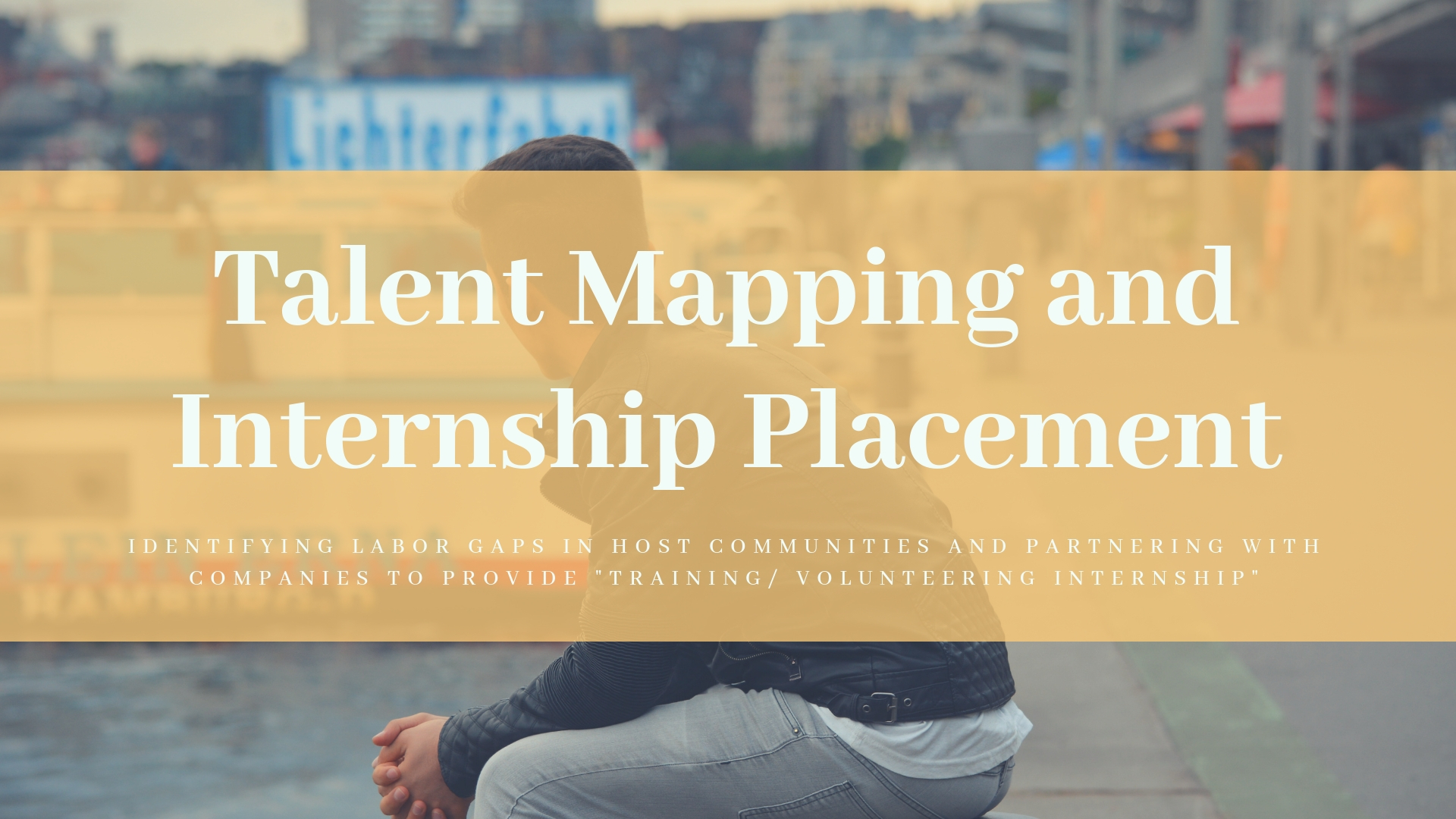 Talent mapping and internship placement